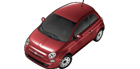 2013 Fiat 500 2dr HB Pop