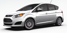2013 Ford C-MAX Hybrid