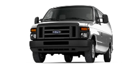 2013 Ford E-Series Van Commercial E-150