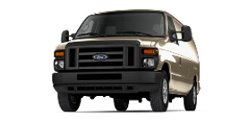 2013 Ford E-Series Van Recreational E-150