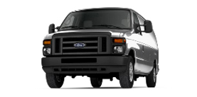 2013 Ford E-Series Van Super-Duty Commercial E-350