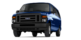 2013 Ford E-Series Wagon E-150 XL