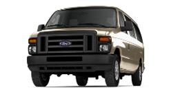 2013 Ford E-Series Wagon E-350 Super Duty XL