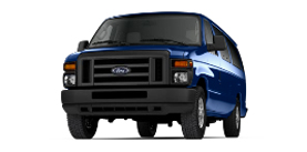 2013 Ford E-350SD Extended Wagon
