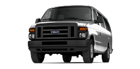 2013 Ford E-Series Wagon E-350 Super Duty Extended XL