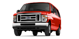 2013 Ford E-Series Wagon E-150 XLT