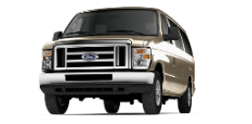 North Hollywood Ford - 2013 Ford E-Series Wagon E-350 Super Duty XLT