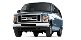 2013 Ford E-Series Wagon E-350 Super Duty XLT