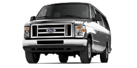 2013 Ford E-Series Wagon E-350 Super Duty Extended XLT