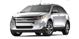 2013 Ford Edge Limited Sport Utility 4D
