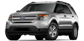 2013 Ford Explorer 