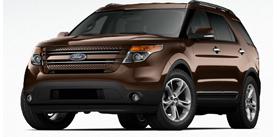 2013 Ford Explorer Limited 4D Sport Utility