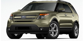 2013 Ford Explorer FWD 4dr Limited