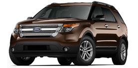 2013 Ford Explorer FWD 4dr XLT