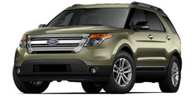 2013 Ford Explorer 4WD 4dr XLT