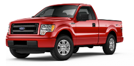 2013 Ford F-150 Regular Cab 6.5' Box STX
