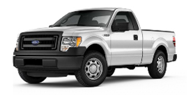 2013 Ford F-150 Regular Cab 6.5' Box XL