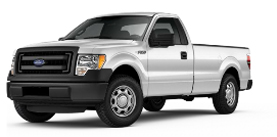 2013 Ford F-150 Regular Cab 8' Box XL