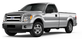 2013 Ford F-150 Regular Cab 8