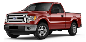 Austin Ford - 2013 Ford F-150 Regular Cab 6.5