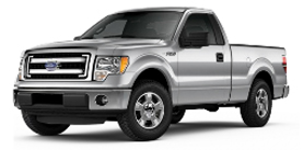2013 Ford F-150 Regular Cab