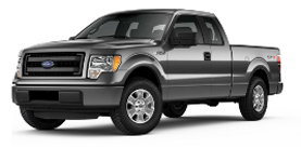 2013 Ford F-150 SuperCab 6.5' Box STX