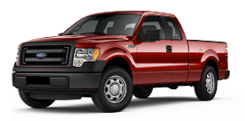 2013 Ford F-150 SuperCab