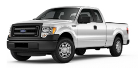 2013 Ford F-150 2WD SuperCab 145 XL