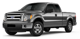 2013 Ford F-150 SuperCab 6.5' Box XLT