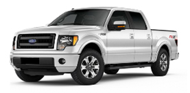 2013 Ford F-150 SuperCrew 5.5' Box FX2