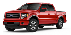 2013 Ford F-150 SuperCrew 5.5' Box FX4