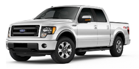 2013 Ford F-150 SuperCrew 5.5