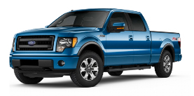 2013 Ford F-150 SuperCrew 6.5