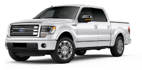 Maxwell Ford - 2013 Ford F-150 SuperCrew 5.5
