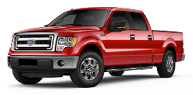 2013 Ford F-150 2WD SuperCrew 145 XLT