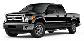 2013 Ford F-150 SuperCrew 6.5' Box XLT