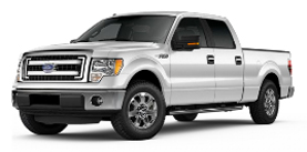 2013 Ford F-150 2WD SUPERCREW XLT