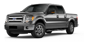 2013 Ford F-150 SuperCrew 5.5' Box XLT