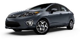 2013 Ford Fiesta Titanium