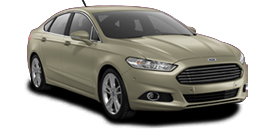 2013 Ford Fusion 2.5 I-4 S