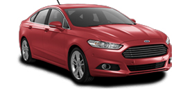 2013 Ford Fusion SE