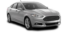 2013 Ford Fusion TTAFWD