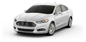 2013 Ford Fusion Energi Plug-In Hybrid