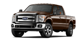 2013 Ford Super Duty F-250 Crew Cab 6.75' Box Lariat