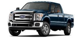 2013 Ford Super Duty F-250 Crew Cab