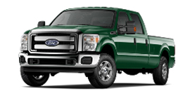 2013 Ford Super Duty F-250 Crew Cab 8