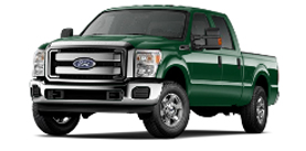 2013 Ford Super Duty F-250 Crew Cab 6.75