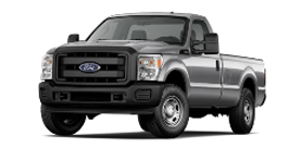 2013 Ford Super Duty F-250 Regular Cab