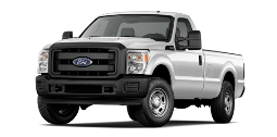 2013 Ford Super Duty F-250 Regular Cab 8' Box XL