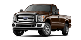 2013 Ford Super Duty F-250 Regular Cab 8